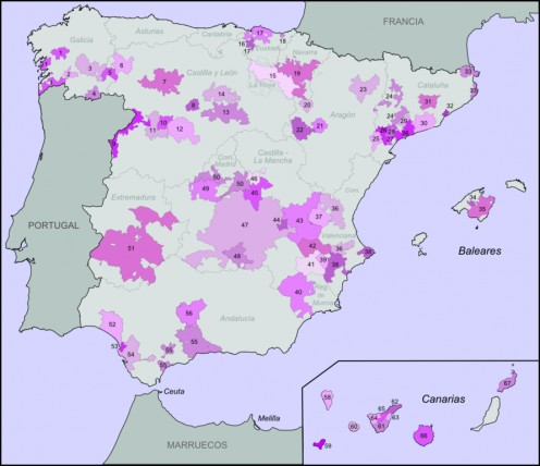 The Wine Regions of Spain