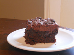 My Favorite Gluten Free Chocolate Cake Recipe