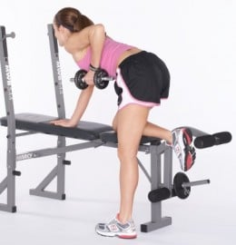 strength training best weight bench exercises