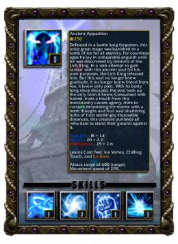 Ancient Apparition Profile