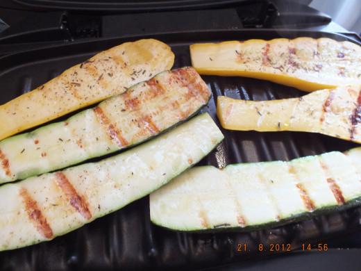 Yum, love those pretty grill marks