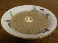 Quick and Delicious Cream of Mushroom Soup Recipe