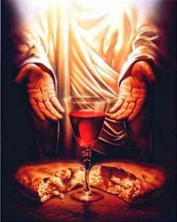 Communion with Him
