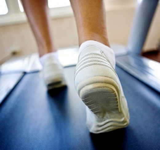 Home treadmills offer a way to keep fit in your own home.