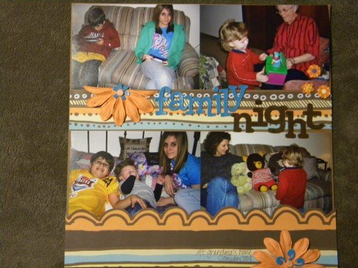 Layout by MasonsMom