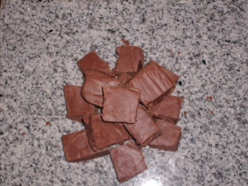 This Holiday Fudge Comes Out Perfect Every Time