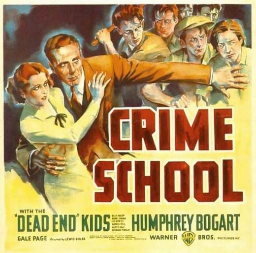 Crime School (1938)