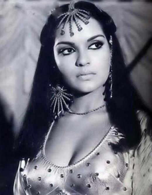 Zeenat Aman (Miss India Asia - Pacific 1970)