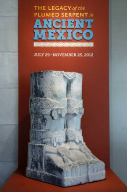 Sandaled feet of atlanitid warrior column greets visitors.  They belonged to one of many full-sized giant warriors standing in a row on site in Mexico.