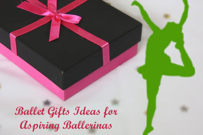 Gifts for girls who love ballet