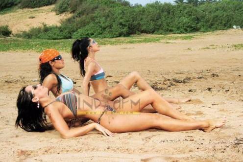 Sandhya Mridul Sexy Beach Babe Image 26