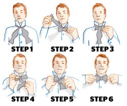 How to Tie a Bow Tie like James Bond