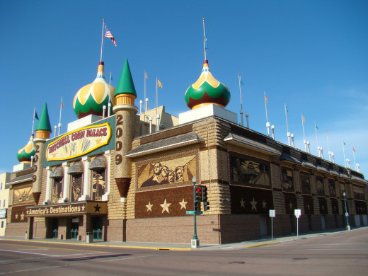 Corn Palace - Mitchell, SD