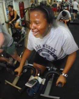 Exercise is important for all people, including kidney, heart and liver transplant patients.