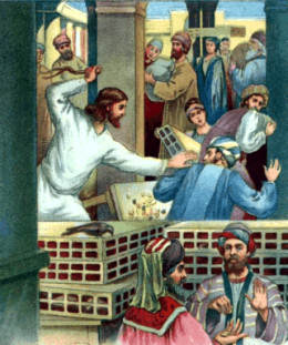 Jesus is known in the Gospel in the way he regarded and dealt with the money changers. However, many Christians today, including bankers lend money at interest in contradistinction to Islamist bankers.