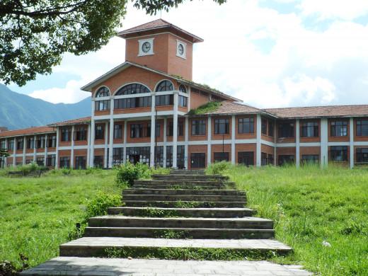 Tribhuvan University Nepal(Kirtipur).