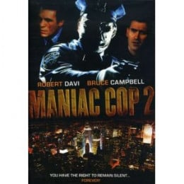 """1991's """"Maniac Cop 2"""" is one of those rare sequels that actually out-does the original!"""