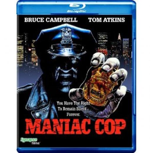 """Maniac Cop"" Blu-Ray"