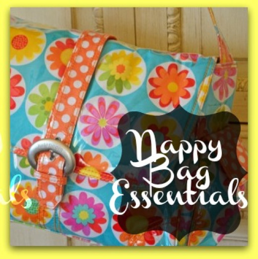 The Ultimate Diaper - Nappy Bag Essentials List