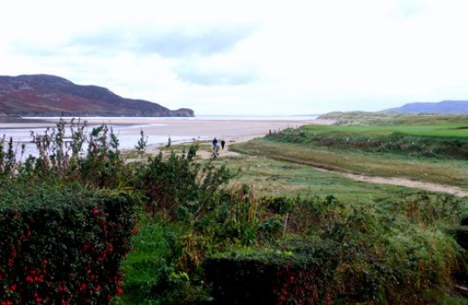 Sheephaven Bay, Dunfanaghy
