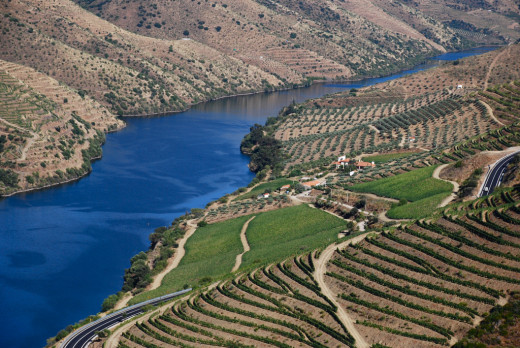 Upper Douro - Douro Valley Region