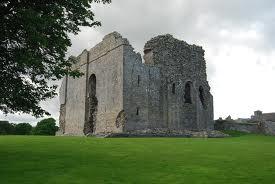 Bowes Castle near the A66