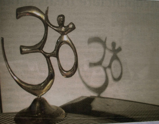 Om is one of the simplest and oldest healing sounds.