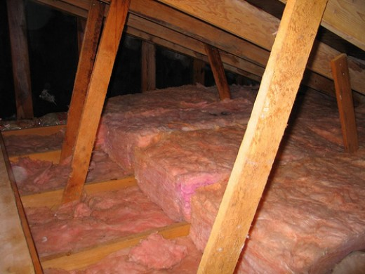 New insulation can really reduce heating costs