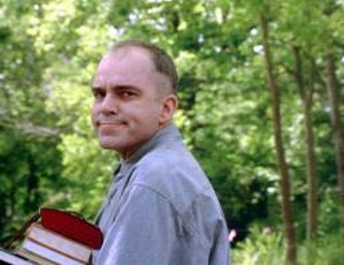 Sling blade features Billy Bob Thornton as a mentally challenged man. This movie is spine tingling.