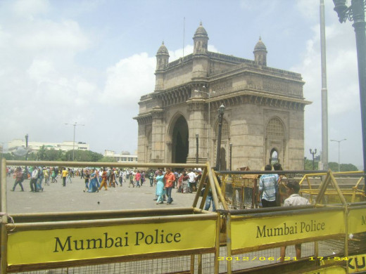 The Gateway of India-Mumbai