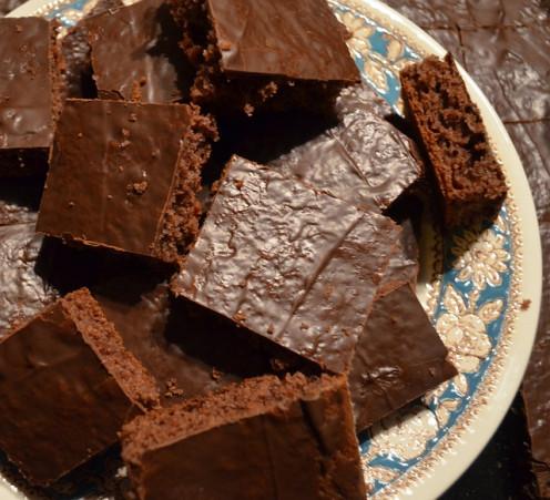 chocolate cake a great thank you idea