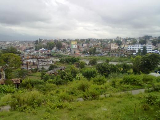 Kathmandu Valley(Nepal)