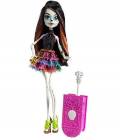 New Skelita Calaveras Doll From Monster High - Release Date & Preview