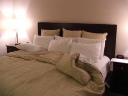 comfortable bed for good sleep