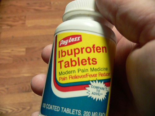 Anti Inflammatory medicine can help alleveiate pain from shin splints,