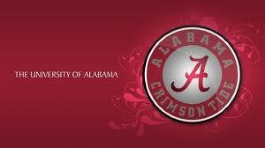 My Beloved Alma Mater, U of A! Roll Tide Roll!