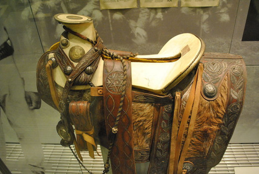 Pancho Villa´s Saddle