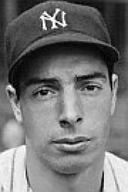 Joe DiMaggio, half of the non-trade