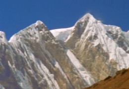 Mount Annapurna I (8091 meters)