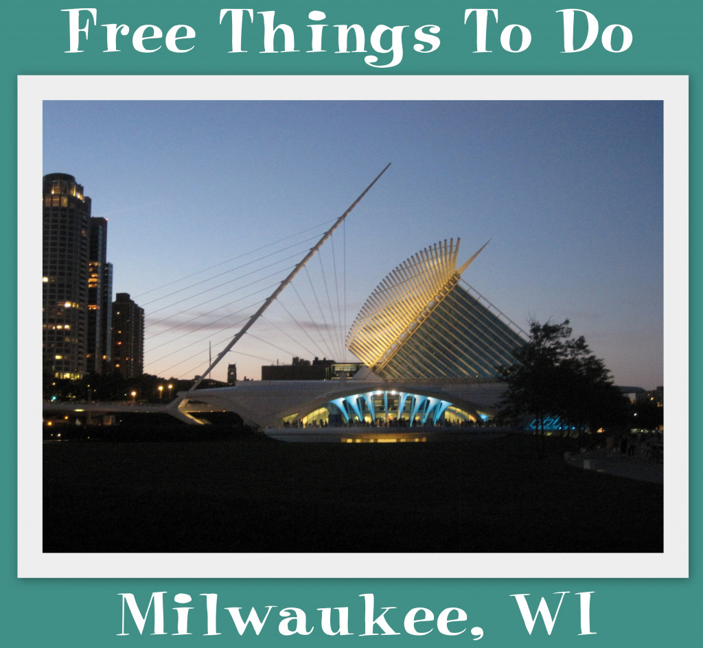Free Furniture In Milwaukee: Free Things To Do In Milwaukee, WI