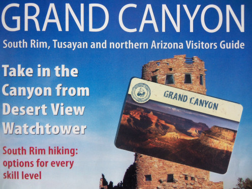 The Grand Canyon is truly one of Nature's wonders of the world