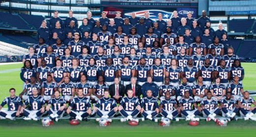 This years Patriots team