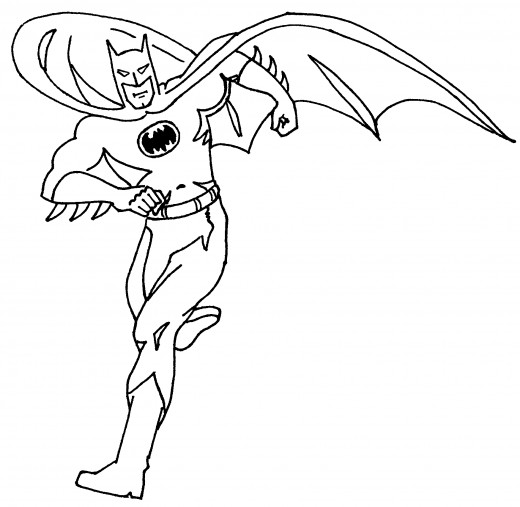 1970s - 1990s Batman