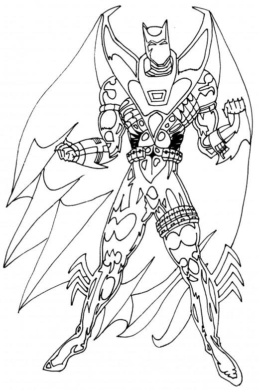 Knightfall Story arc Batman 1993