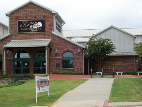 The Southern Museum in Kennesaw.