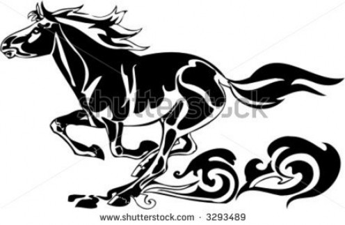 A Horse of the Apocalypse