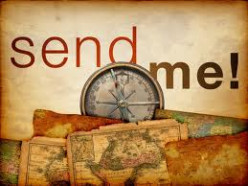 Here Am I, Send Me!