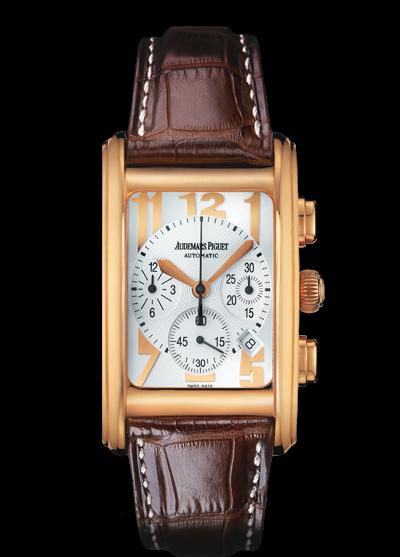 An Edward Piguet chronograph.