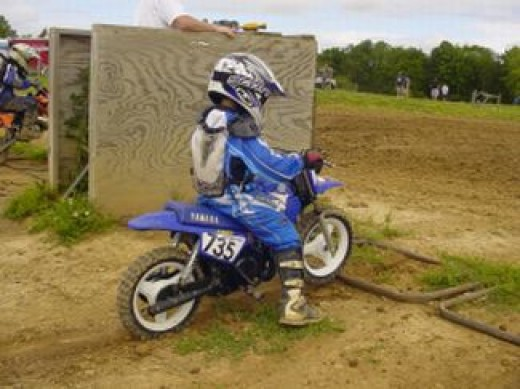Where you live may make it easy or hard to find local motocross races.