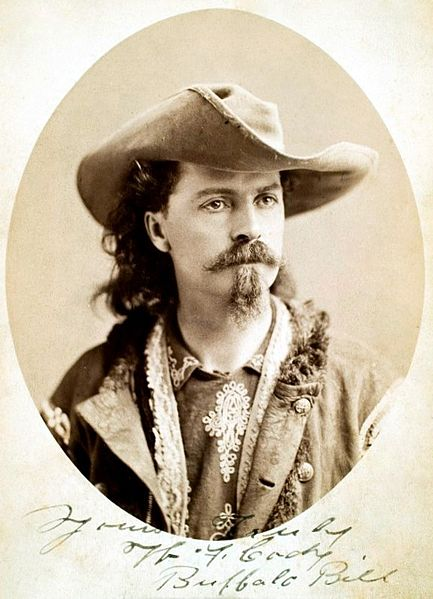"William ""Buffalo Bill"" Cody"